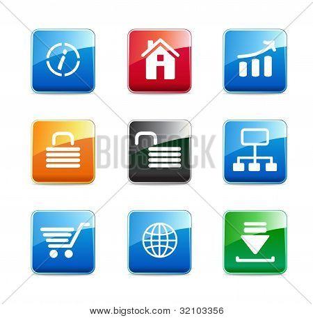 WWW icons