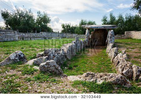 Dolmen of Bisceglie