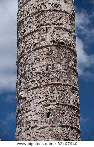 Marcus Aurelius's Column