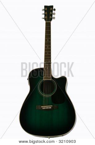 A Green Guitar