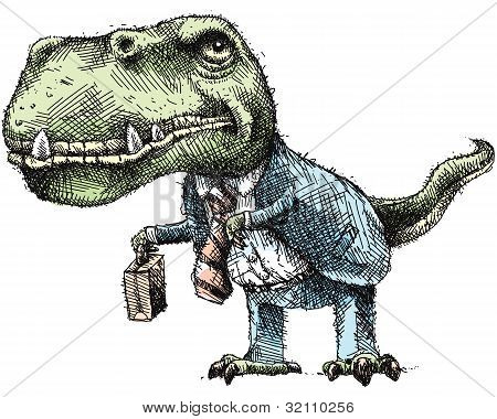 Business Dinosaur