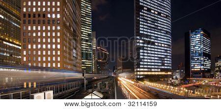 Tokyo Night Trains