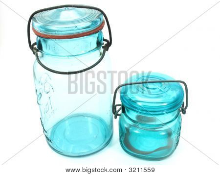 Antique Jars