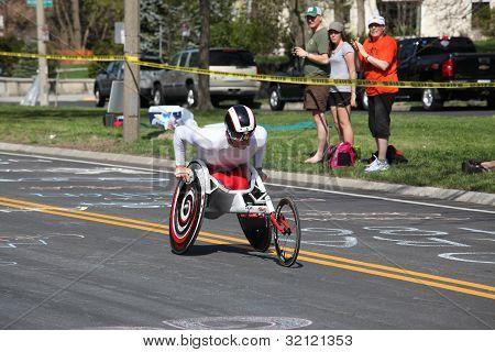 Joshua Cassidy Boston Marathon.