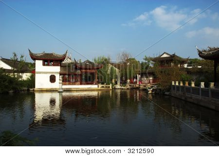 Beautiful Chinese Garden
