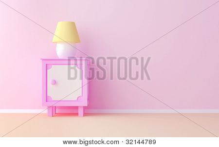 princess nightstand