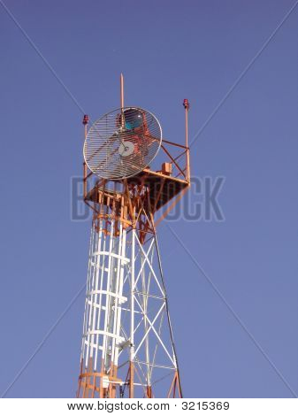 Airport Communications Tower
