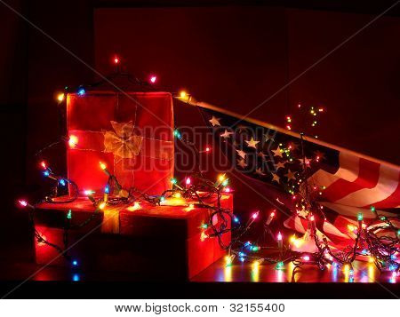Regalos de Navidad patrióticos