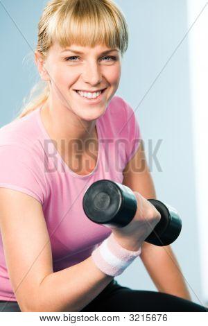 Happy Athlete