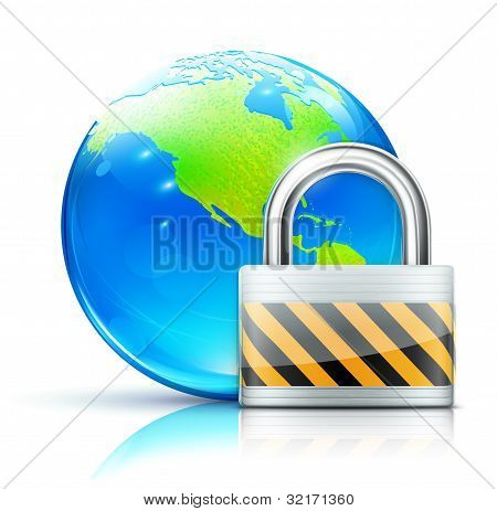 Global Security Concept