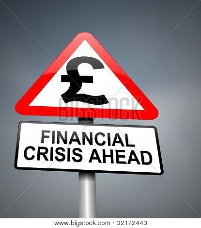 Financial Crisis Warning.