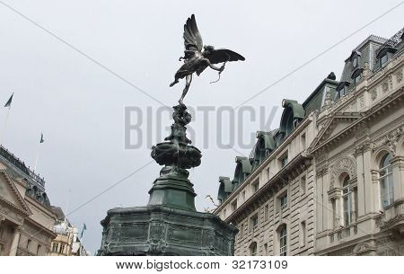 Eros Statue,Piccadilly