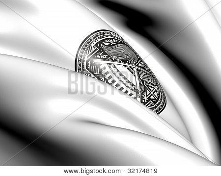 American Samoa Coat Of Arms