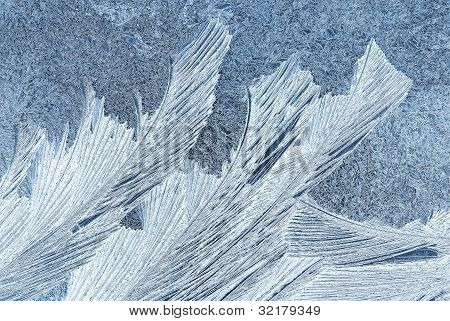 ice accretion on window
