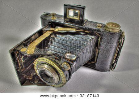 Vintage camera HDR