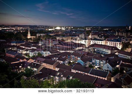 View Over Gothenburg