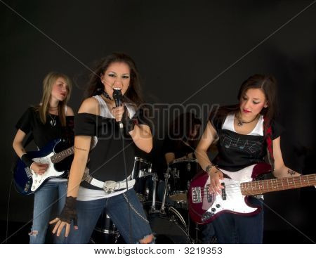 Girls Band