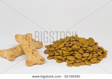 Dog Bones and Dog Food