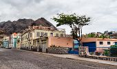 Ribeira Grande, A Small Village In Cape Verde