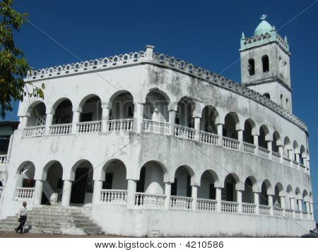 Mosque-Grande Comore