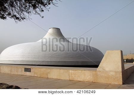 Shrine Of The Book. Jerusalem. Israel