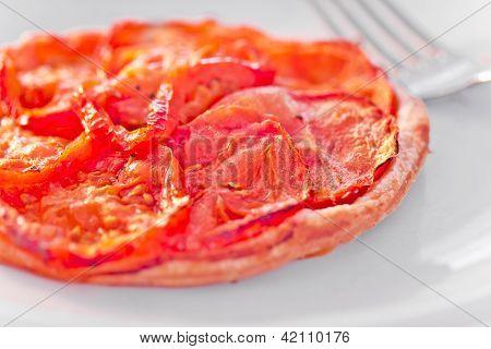 Mini Tomato Pizza