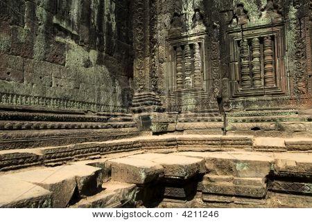 An Angkor Temple, Cambodia