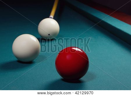 Carambole Billiard