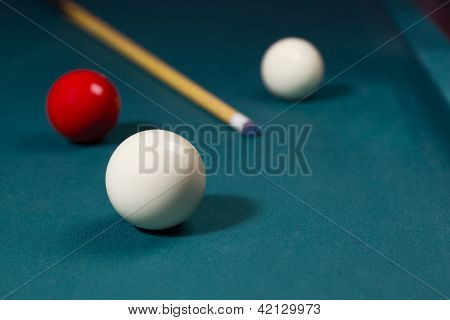 Carambole Billiard Balls