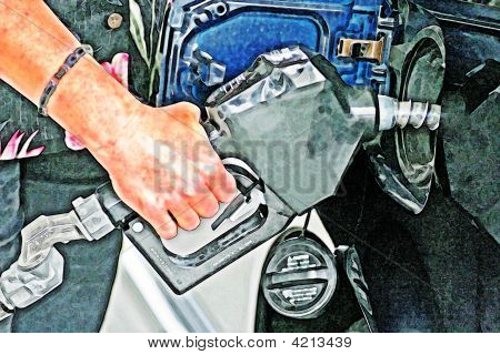Crisis del gas