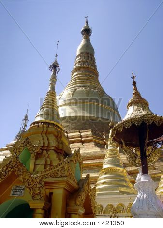 Myanmar - Shwedagon