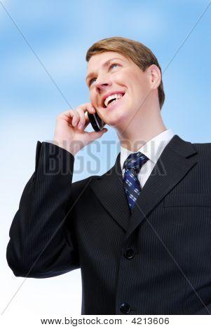 Talking On Mobile