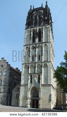 Ueberwasserkirche In Muenster