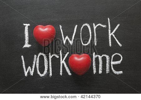 Love Work Mutually