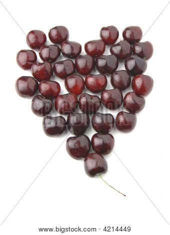 Heart Of Cherries