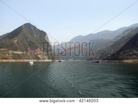 Yangtze River Scenery