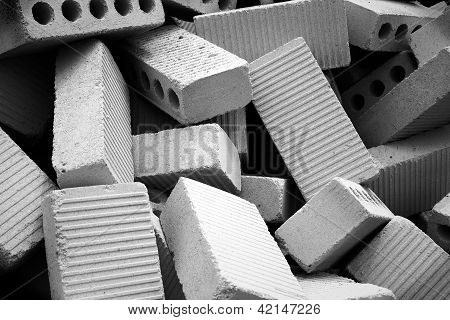 White Bricks