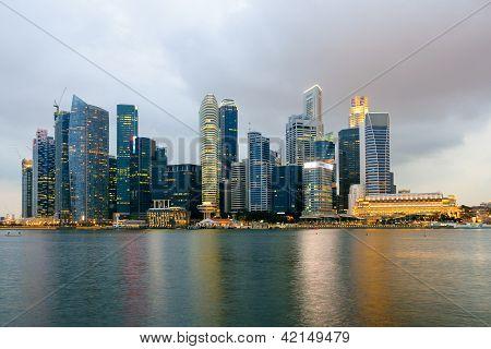 Singapore Skycrapers