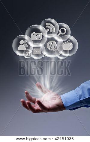 cloud-computing-Anwendungen auf Knopfdruck