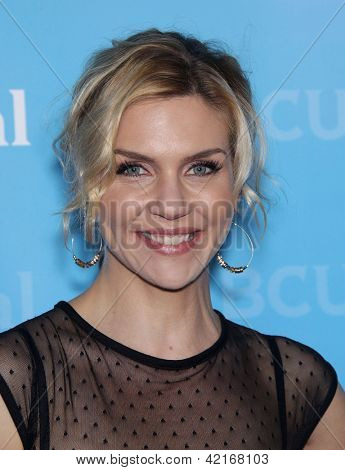 LOS ANGELES - JAN 06:  RHEA SEEHORN arriving to TCA Winter Press Tour 2012: NBC Party  on January 06, 2012 in Pasadena, CA