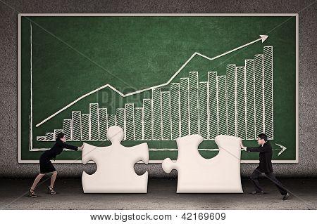 Assemble Puzzle To Increase Profit