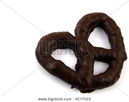 Chocolate Covered Pretzel