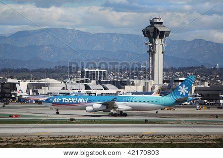 Air Tahiti Nui Airbus A340-313X