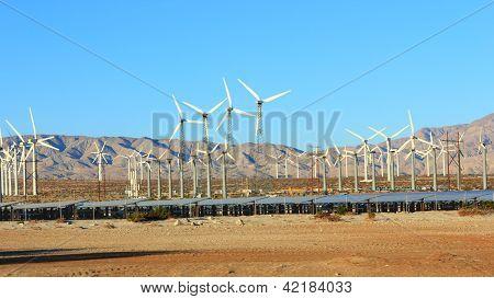 Modern Electric Power Plant