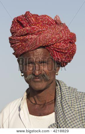 Rajasthani Man