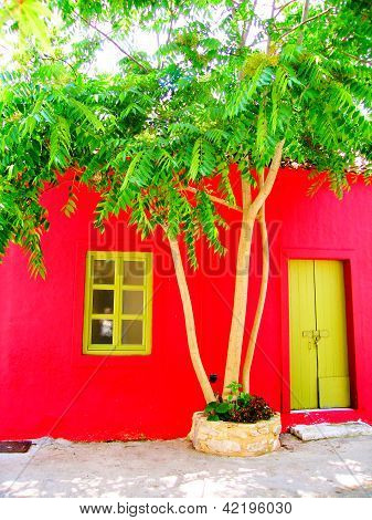 Bright Colours Greece