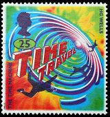 A Postage Stamp from United Kingdom