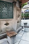 Ablution Fountain
