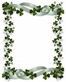 stock photo of saint patricks day  - 3D Illustration for St Patrick - JPG
