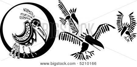 Raven e clã
